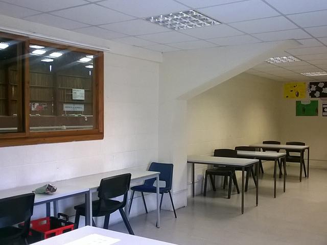Equine Classroom / Secretary's Room