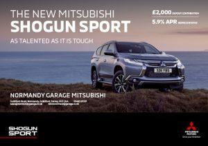 Mitsubishi Shogun Sport